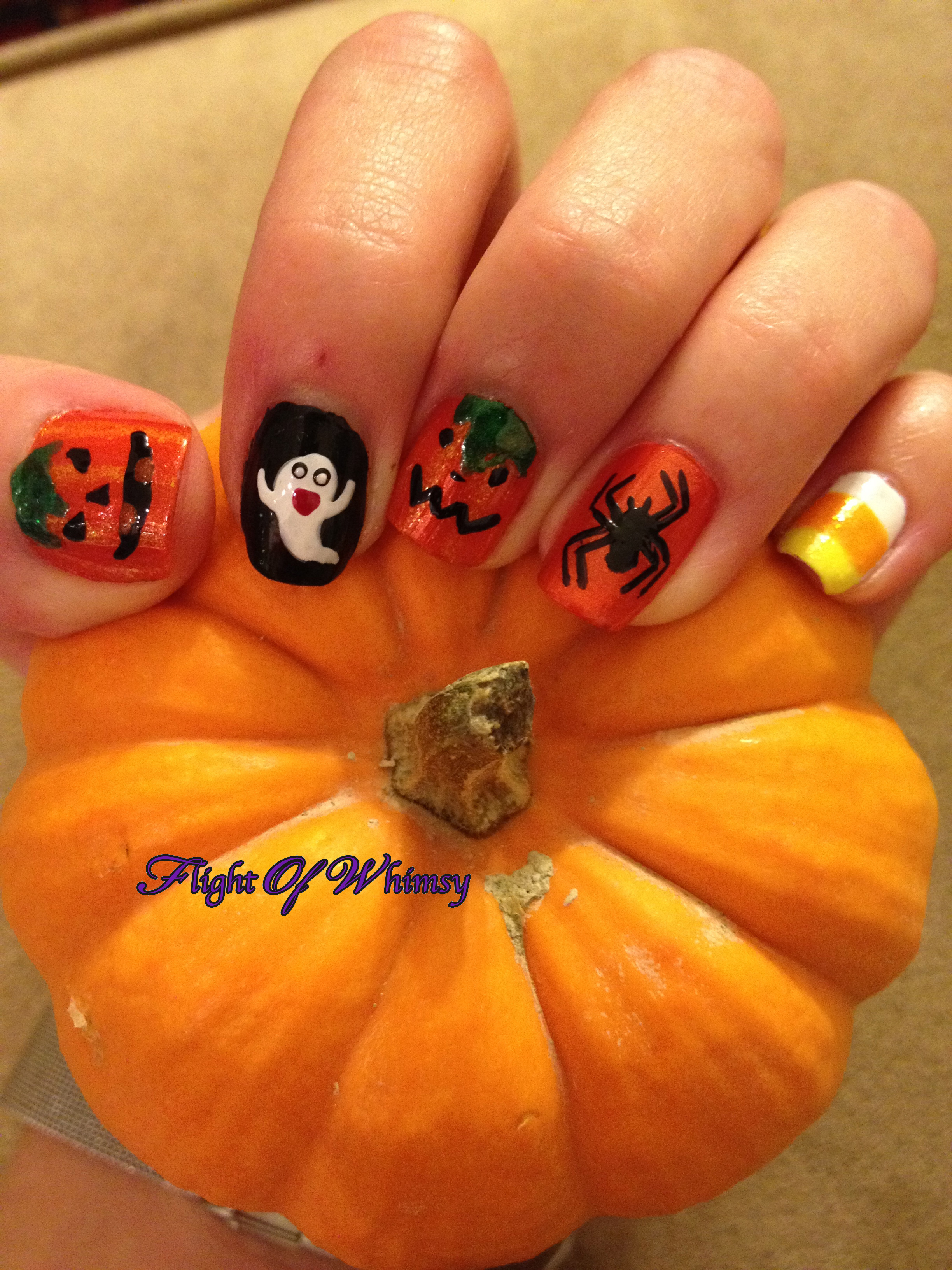 halloween | Flight Of Whimsy | Page 4