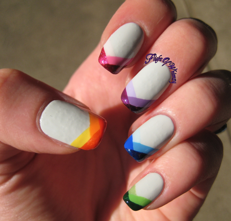 Tip Nail: Flight Of Whimsy