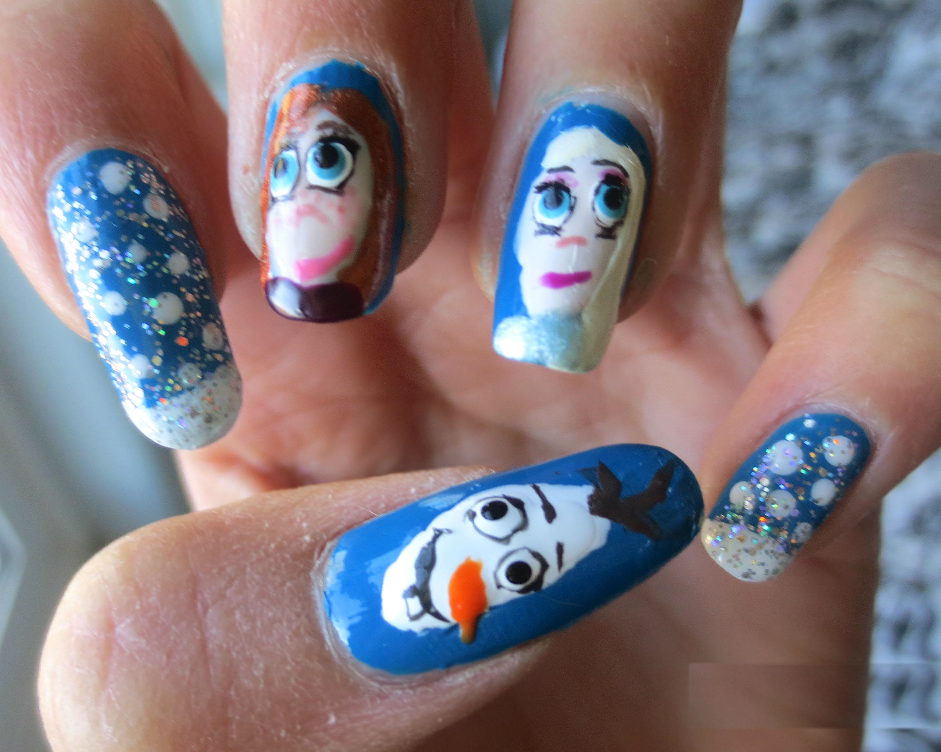 Frozen | Flight Of Whimsy