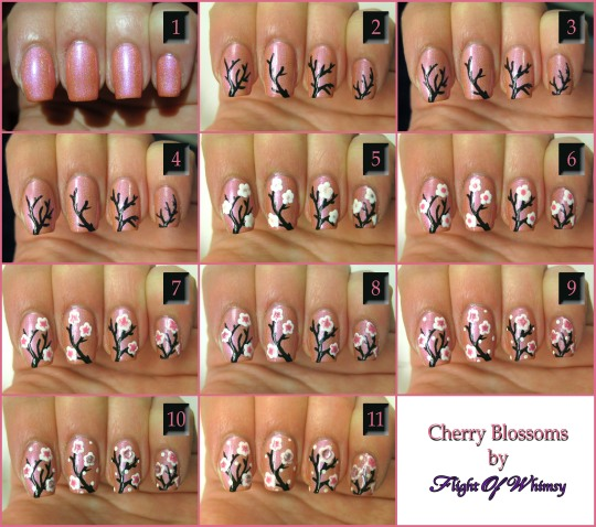 Cherry Blossom Tutorial