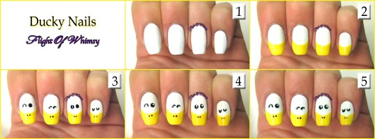 Ducky Nails