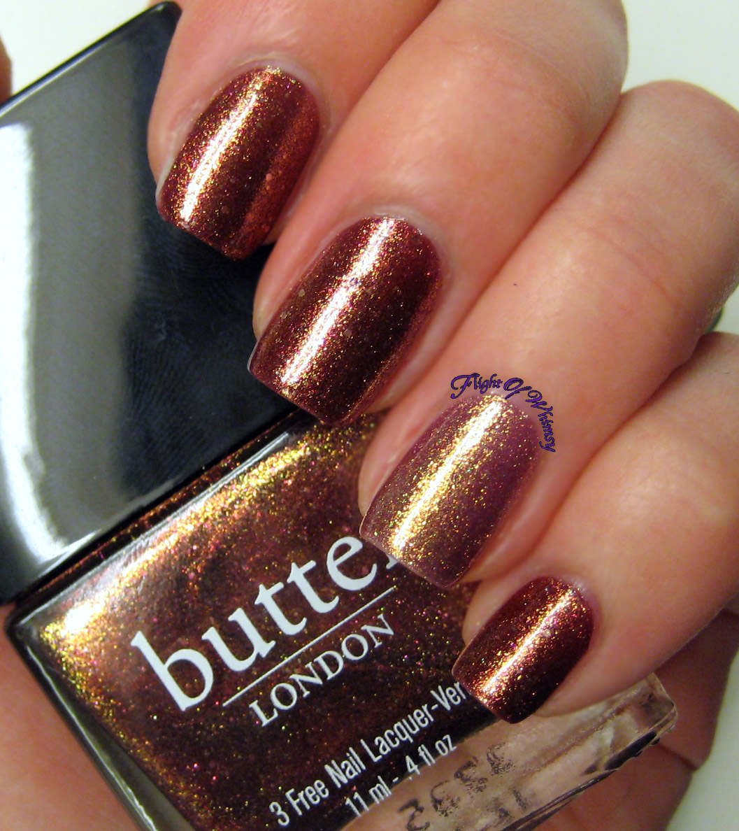 how to make light brown nail polish
