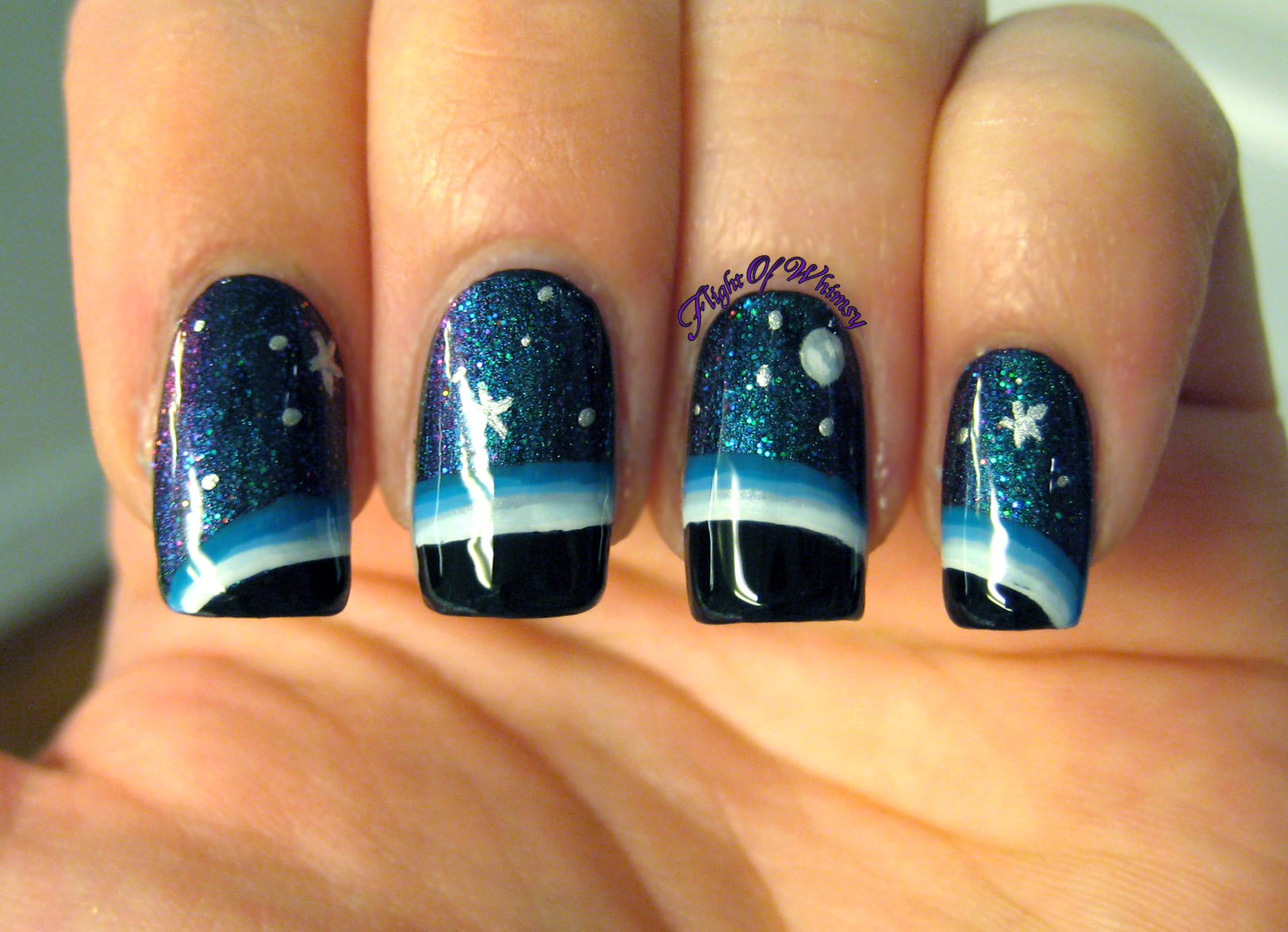 Weird science flight of whimsy according to my boyfriend this is my best nail art for a while which hurts a little since it only took about 30 minutes but hey what can you say prinsesfo Images