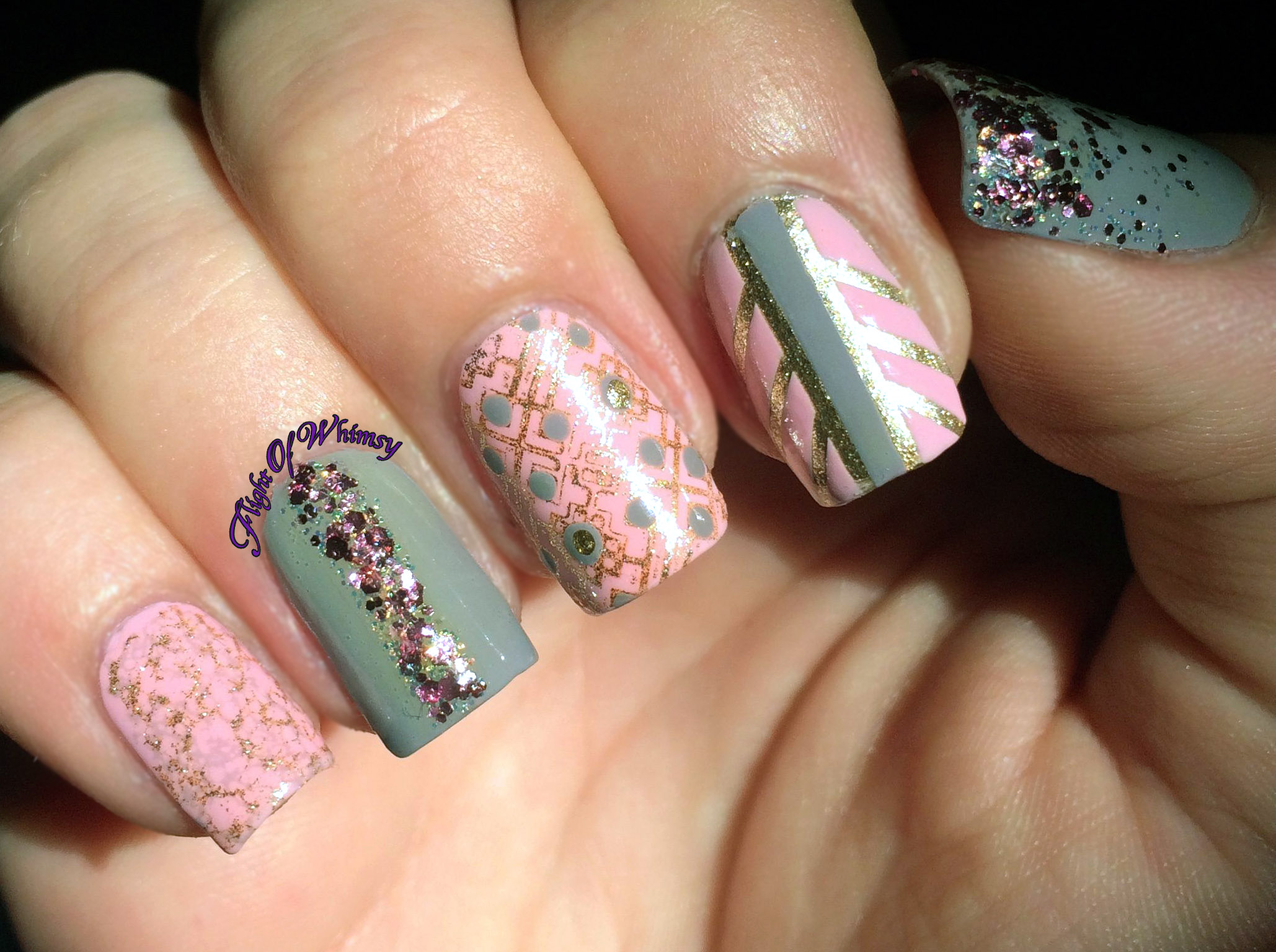 cult nails | Flight Of Whimsy