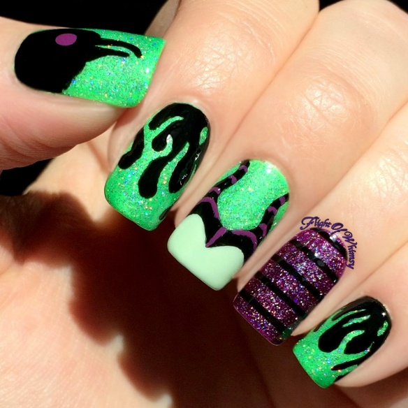 Maleficent Flight Of Whimsy